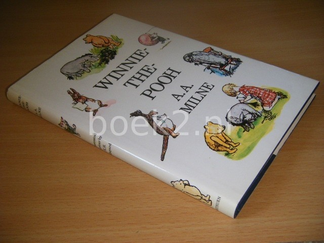 A.A. MILNE - Winnie-the-Pooh Collection