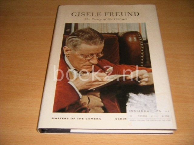 GISELE FREUND - The Poetry of the Portrait