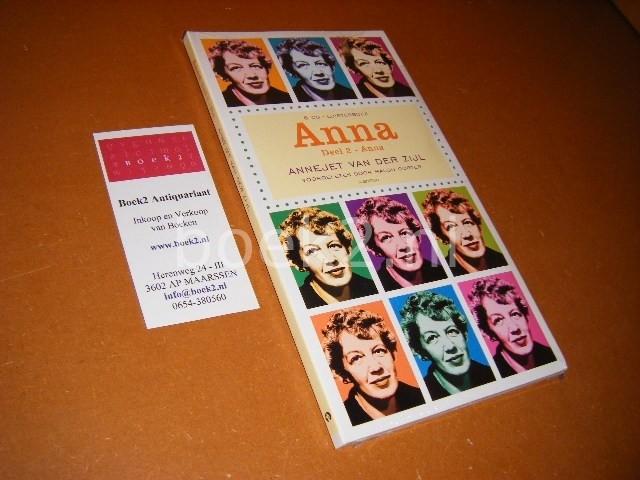 ZIJL, ANNEJET VAN DER. - Anna. Deel 2 - Anna. [8 CD-Luisterboek] Voorgelezen door Malou Gorter.