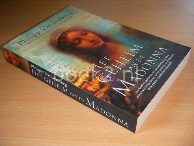 PHILIPP VANDENBERG - Het geheim van de madonna