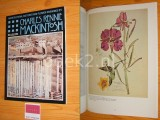 Architectural sketches and flower drawings by Charles Rennie Mackintosh