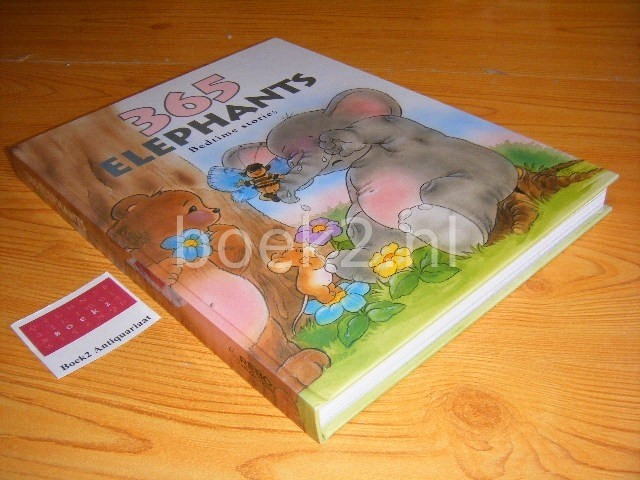 FRANCISCA FROHLICH - 365 Elephants - Bedtime stories