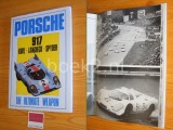 Porsche 917 Kurz - Langheck - Spyder