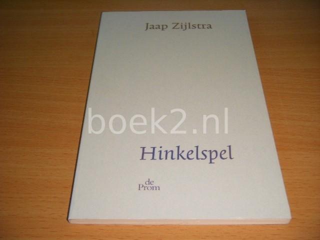 JAAP ZIJLSTRA - Hinkelspel