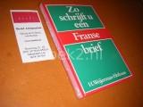 Zo schrijft u een Franse Brief.
