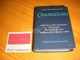 Collins Gem Dictionary of quotations