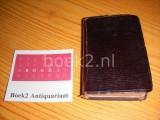Het boek der psalmen, nevens de gezangen, bij de kerken van Nederland in gebruik