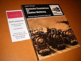 Deutsche Eisenbahnen in Zweiten Weltkrieg.