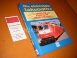 Die elektrische Lokomotive.