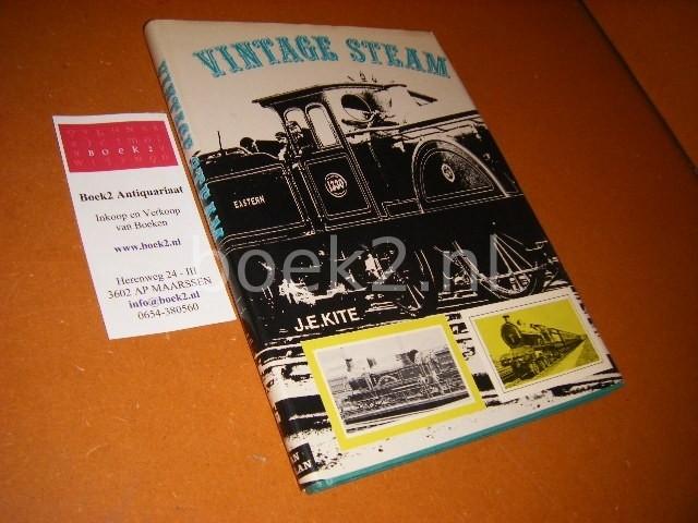 KITE, J.E. - Vintage Steam.