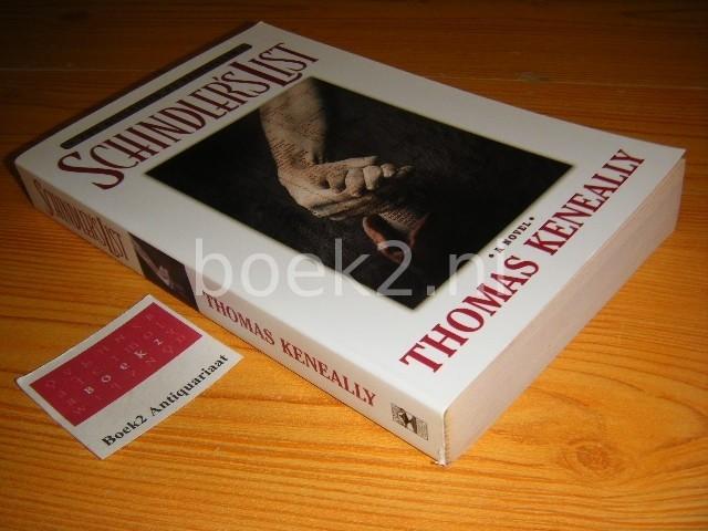 KENEALLY, THOMAS - Schindler's list, A novel
