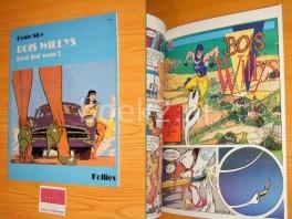 Bois Willys doet het weer - Follies 8