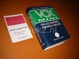 Diccionario VOX Mini - Ingles-Espanol - Espanol- Ingles.