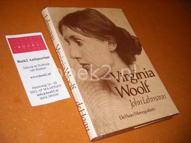 LEHMANN, JOHN. - Virginia Woolf - De Haan Monografieen.