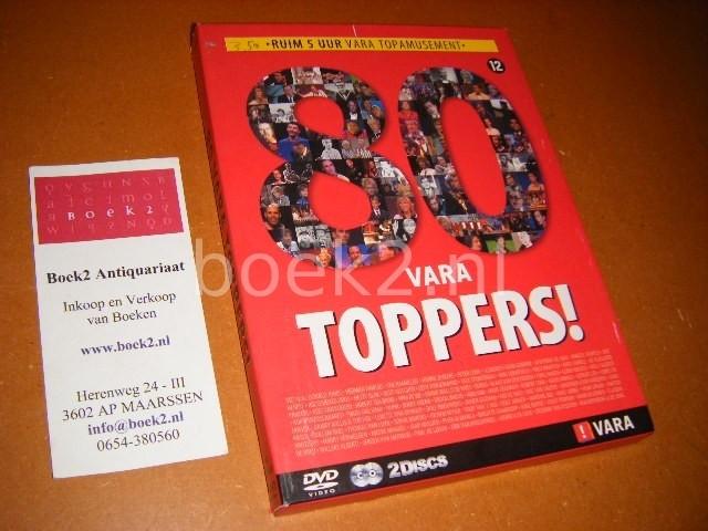 VARA. - Vara Toppers!  [2 DVD`s] Ruim 5 uur Vara Topamusement.