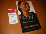Ayaan Hirsi Ali leest mijn Vrijheid. [ 6 CD Luisterboek]