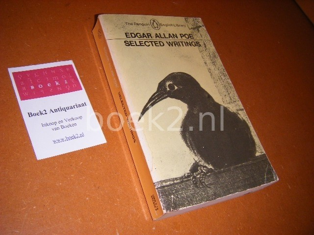 POE, EDGAR ALLAN. - Selected Writings of Edgar Allan Poe. [The Penguin English Library] Poems, Tales, Essays and Reviews.