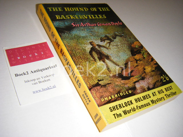 DOYLE, SIR ARTHUR CONAN - The Hound of Baskervilles