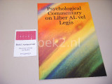 Psychological Commentary on Liber AL vel Legis. AL vel Legis sub figura CCXX.