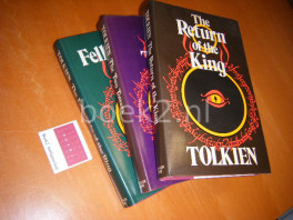 The Lord of The Rings: The Fellowship of The Ring, The Two Towers, The Return of The Ring [3 VOLLS]