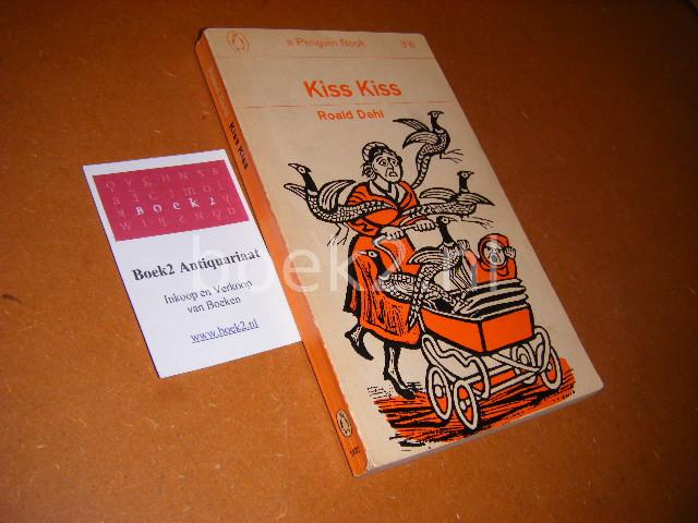 DAHL, ROALD. - Kiss Kiss [Penguin Books nr. 1832]