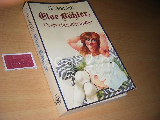 S. VESTDIJK - Duits dienstmeisje