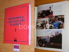 International car collectors' yearbook 1: 1985-1986