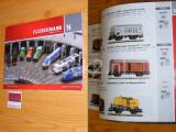 Fleischmann - N, Katalog Herbst-Winter 2010