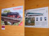 Fleischmann N 'piccolo - Catalogus 1994-1995 NL