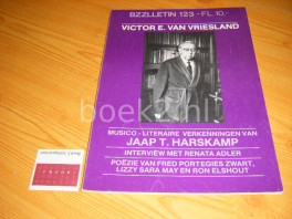 Victor E. van Vriesland, BZZLLETIN 123, jrg. 13, februari 1985