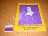 Spinoza en de literatuur - Carry van Bruggen - James Purdy, BZZLLETIN 121, jrg. 13, december 1984