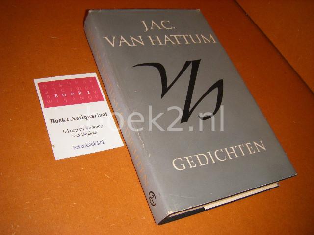 HATTUM, JAC. VAN - Gedichten