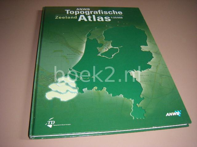 - Topografische Zeeland Atlas