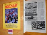 Nigel's day.