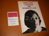 Language and Woman`s Place