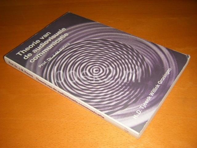 PROF. DR. J.M. PETERS - Theorie van de audiovisuele communicatie