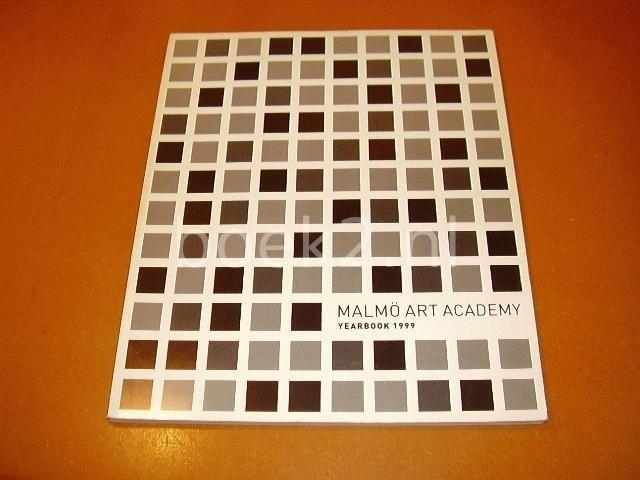 SANDGVIST, GERTRUD E.A. - Malmo Art Academy, Yearbook 1999