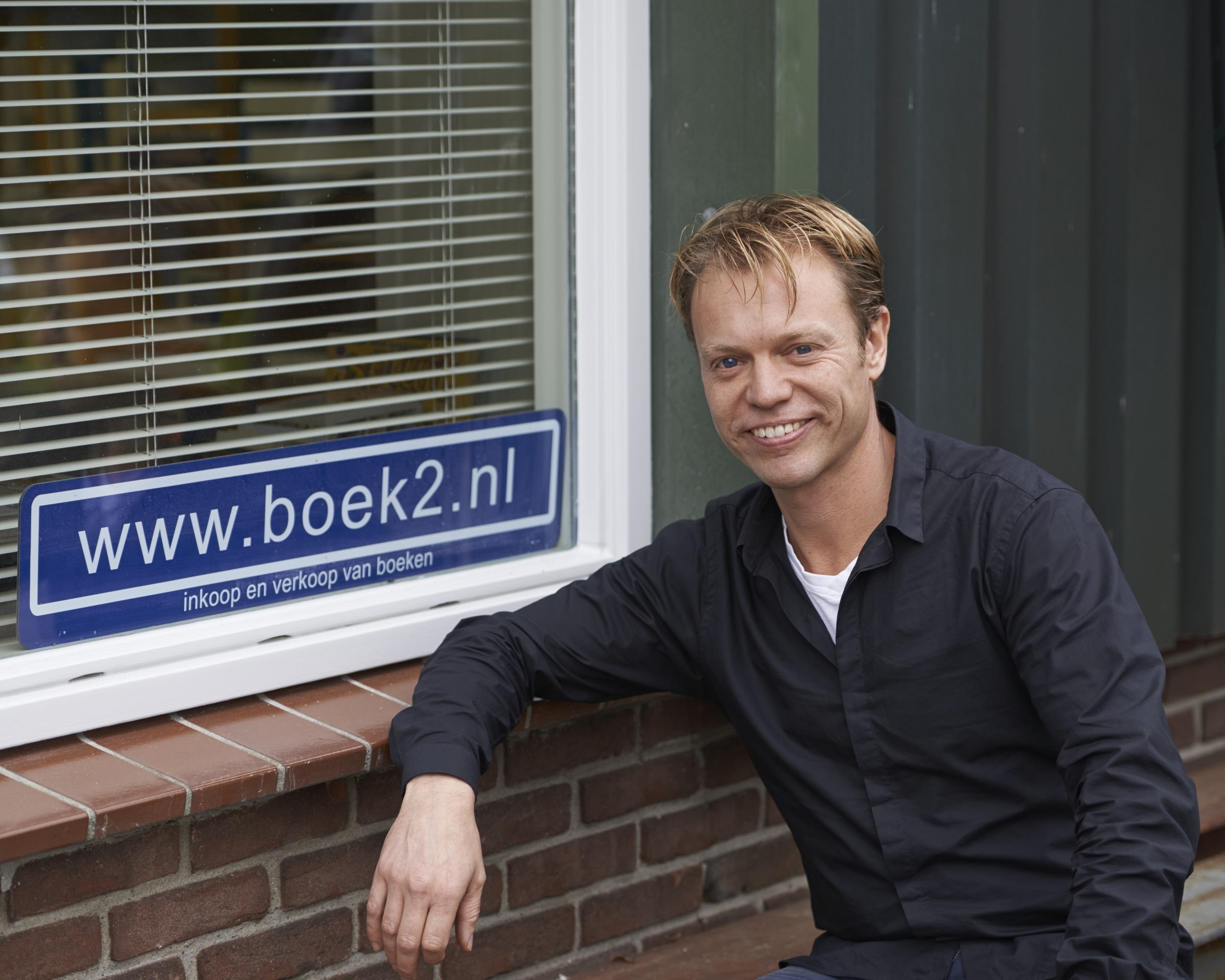 Ardi Seij eigenaar Boek2