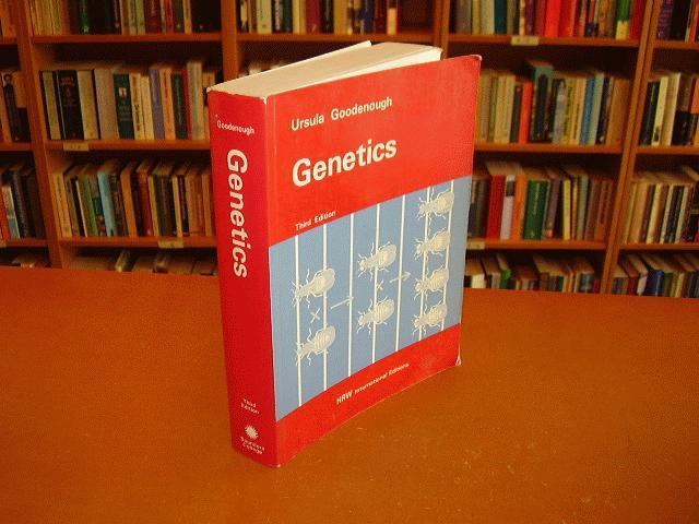 GOODENOUGH, URSULA - Genetics