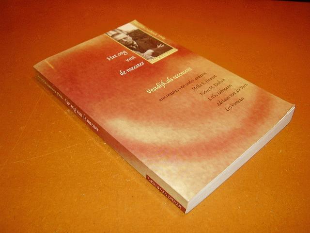 Bekkering, Harry e.a. (red.) - Het oog van de meester. Vestdijk als recensent. Vestdijk-jaarboek 1998.