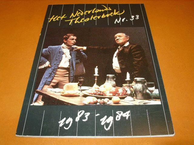 - Nederlands Theaterboek 1983 - 1984 Nummer 33