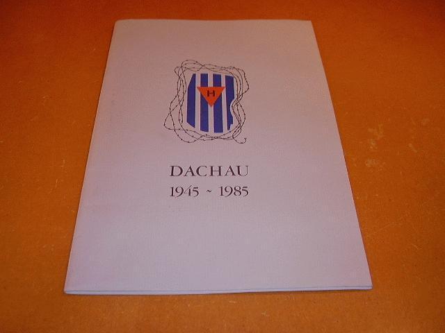Redactie - Dachau 1945-1985
