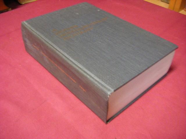 Gombojab Hangin - A Modern Mongolian-English Dictionary