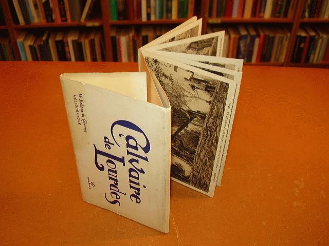 - - Calvaire de Lourdes [14 Heliogravure postcards]