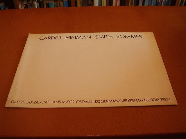- - Carder Hinman Smith Sommer