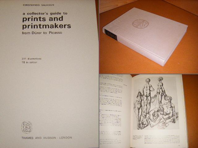 Salamon, Ferdinando. - A collector`s Guide to Prints and Printmakers from Durer to Picasso.