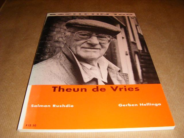 Red.; Cartens, Daan - BZZLLETIN. 19e jaargang, nummer 169, oktober 1989. Theun de Vries.