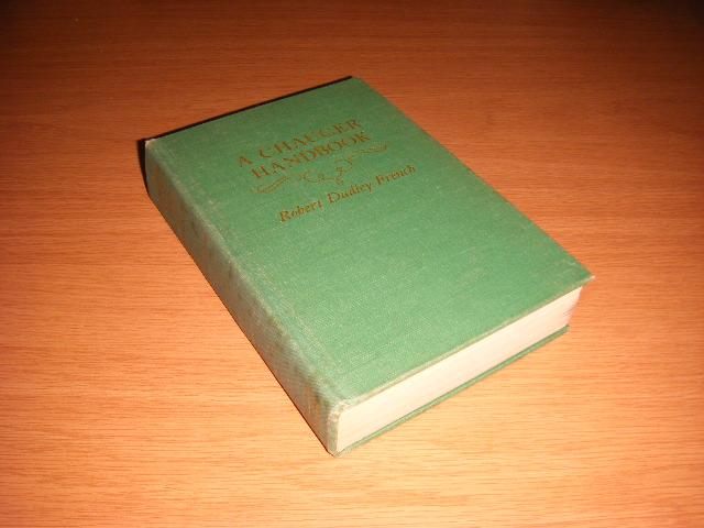 French, Robert Dudley - A Chaucher Handbook