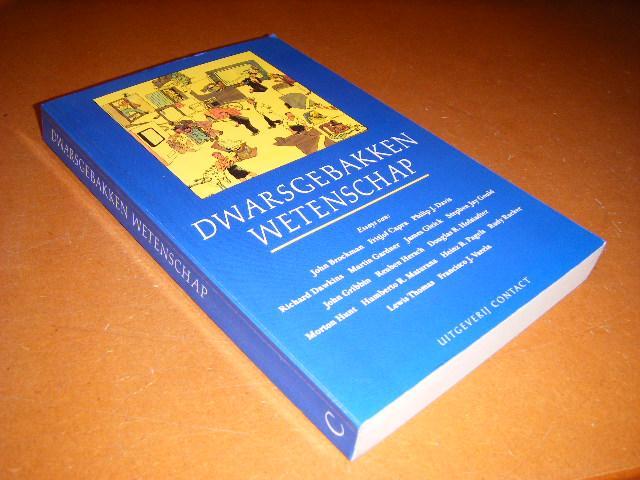 Red., Maas, Ton - Dwarsgebakken wetenschap, Essays