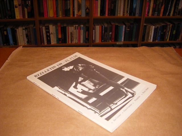 Red.; Cartens, Daan - BZZLLETIN. 15e jaargang nummer 139, oktober 1986. Jan Cremer-Alain Fournier-Pirandello-Henry James.